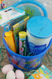 inexpensive easter basket filler ideas for kids u2013 the domestic diva