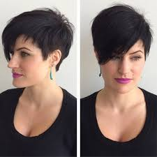 images of pixie haircuts with long bangs haircut with long bangs short hairstyles for long face shape