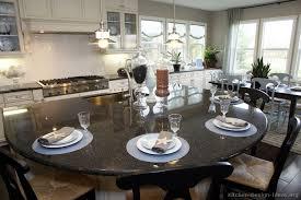 gourmet kitchen islands kitchen design ideas
