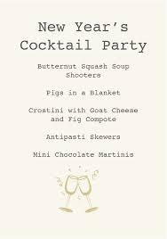 dining a s cocktail party always dessert to intriguing gar menu
