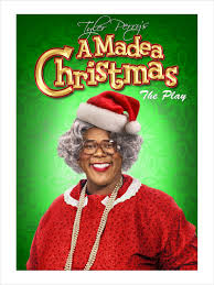 dvd u201ctyler perry u0027s a madea christmas u201d in stores today