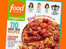 food network magazine september 2016 recipe index food network