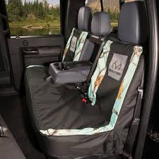 bench seat covers camo home design inspirations