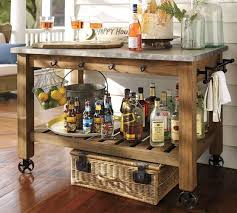 pottery barn kitchen island 33 best cottage kitchen island images on cottage