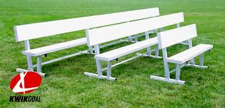 cafeteria benches aluminum players bench metal park benches belson outdoors