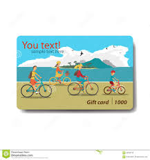travel gift certificates summer sale discount gift card branding design for travel stock