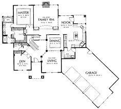garage house floor plans floor plans aflfpw01414 2 story new american home with 3 angled