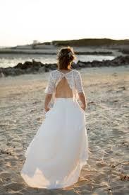 robe de mariã e boheme chic s inspirant à la fois du style hippie chic et du thème de la vie d