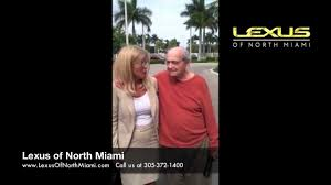 lexus club miami the best car buying experience lexus of north miami youtube
