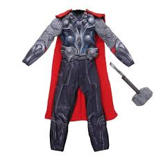 wholesale big sale child classic muscle thor kids fantasia
