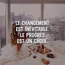 cuisine et citation citation le changement est inévitable le progrès est un