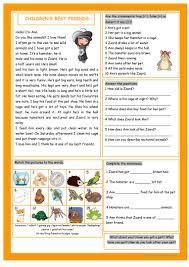 thanksgiving reading comprehension worksheets 131 free esl pets worksheets