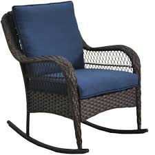 Better Homes And Gardens Patio Furniture Walmart - better homes and gardens colebrook rocking chair walmart com