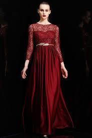 robe de mariã e bordeaux 69 best femmes en robes rouges images on cocktails