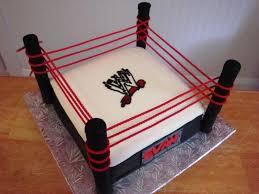 wwe birthday cakes best 25 wwe birthday cakes ideas on pinterest