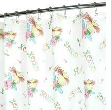 bathroom fairy kiss and hugs contemporary kids shower curtains