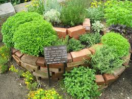 Botanical Garden Design by This Herb Garden Design Brings Creativity And Usefulness To The