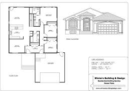plan drawing sle drawing set complete package house designs home building