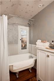 bathroom ideas with clawfoot tub white shower curtain and simple clawfoot tub for bathroom