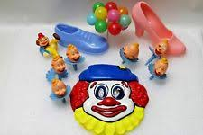 clowns balloons balloon cake topper ebay