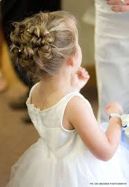 flowergirl hair gallery toddler hair style for wedding deer pearl flowers