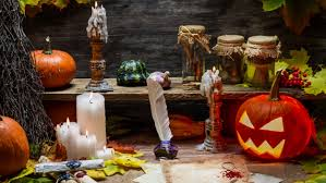 ask an expert how to decorate your home for halloween cbs