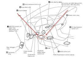 2001 nissan maxima fuse box diagram wiring diagram simonand