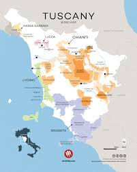 Livorno Italy Map by Chianti Wine The Taste Region And Classic Pairings Chianti