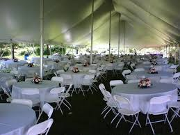 large tent rental tent rentals in nj stuff party rental since 1982