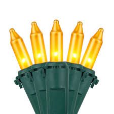 lights 100 gold mini lights 6