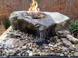 Fire Pit Lava Rock by Fountain Fire Pit Welcome To Boulder Fire Pits