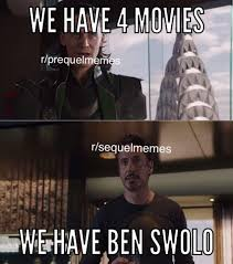 Way To Go Meme - this is not going to go the way you think prequelmemes