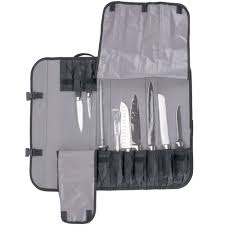 mercer culinary m21810 genesis 10 piece forged knife case set