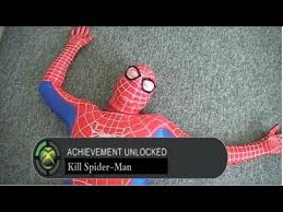 I Tried Killing A Spider - the death of spider man who killed spider man youtube