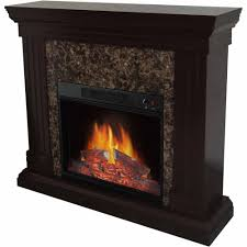 prokonian electric fireplace with 40