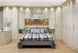 Fitted Bedroom Designs Built In Wardrobe Closet Or Storage Around The Bed Small