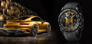 porsch 911 turbo chronograph 911 turbo s exclusive series porsche design