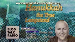 radio hanukkah messianic rabbi zev porat on live radio hanukkah the true