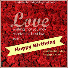 birthday greeting cards for lover happy birthday pics