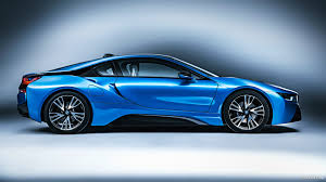 Bmw I8 Green - 2015 bmw i8 coupe pure impulse side hd wallpaper 128