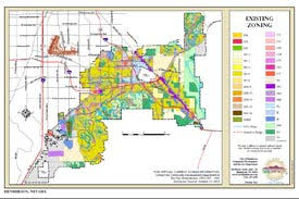 printable map of nevada home geographic information services