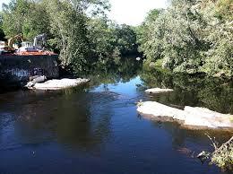 Rhode Island rivers images Pawtuxet river restoration commemoration nrcs rhode island jpg