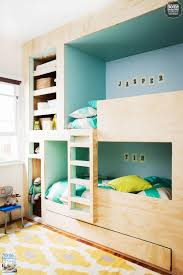 Built In Bunk Bed Furniture Make Yourself Comfortable U2013 Built In Bunk Beds