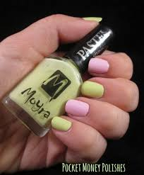 candy coloured nails for the weekend pocket money polishes