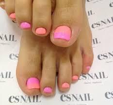 best 25 orange pedicure ideas on pinterest orange toe nails