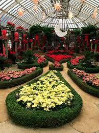 phipps conservatory u0027s winter flower show and light garden the
