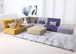 Cozy Modular Sofa Design In Living Room By Fama Interior - Modular sofa design