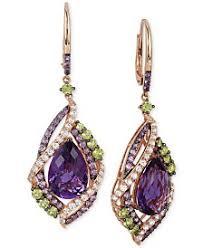 peridot earrings peridot earrings shop peridot earrings macy s
