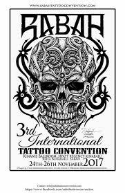 sabah international tattoo convention november 2017