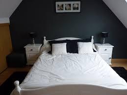 Deco Chambre Noir Blanc Chambre Blanche Et Noir Photos De Conception De Maison